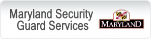 Maryland Security Guard Services
