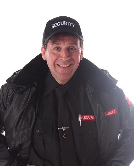 Virginia security guard