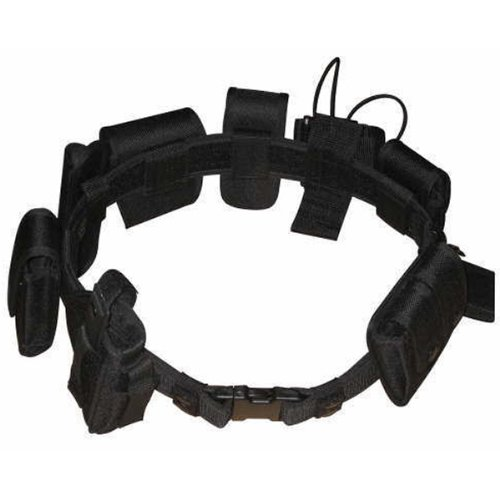 security duty belt gear