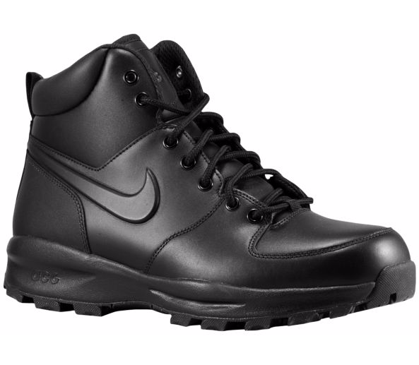 Nike security patrol boots