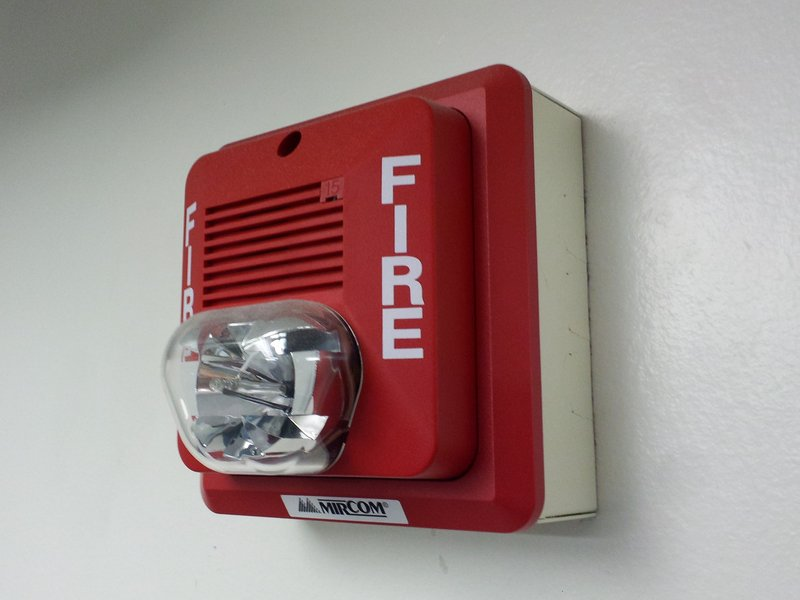Laurel, MD Fire watch alarm